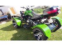 300cc auto road qwad