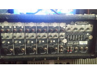 PEAVEY XR-560 POWERED MIXER
