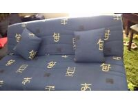 Domo w seat clic clac sofa bed vgg