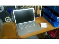 "Apple macbook pro 15.4"" silver"