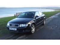 Audi A4 1.9 tdi SE, good condition with service history