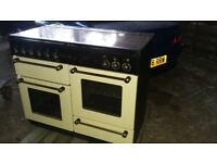 rangemaster 110 large gas cooker aga oven grill