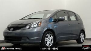 2013 Honda Fit LX bluetooth