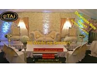 Asian Indian Wedding Mehndi Stages, Backdrops, Decor, Chair Covers, Wedding Lights, Flower Wall
