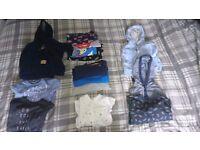 Baby boys 9-12 month clothes bundle