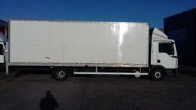 Man lorry 12.220