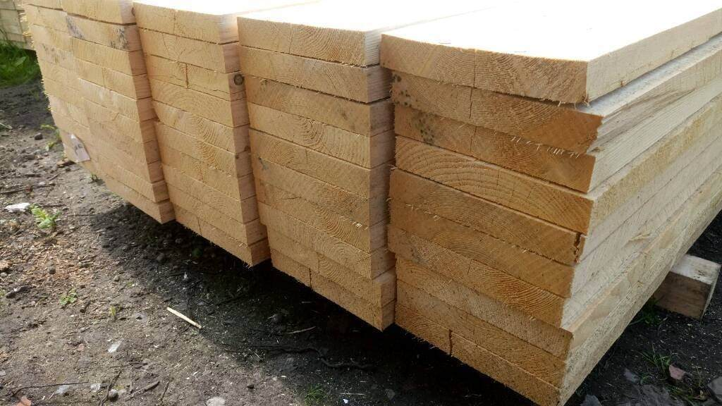 🍄 13Ft x 50 UNBANDED Scaffold Boards Delivery Available!!