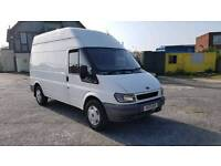 2001 Ford TRANSIT 350 MWB TD diesel manual with mot in good running order