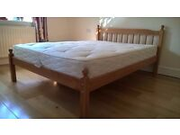 Base + Mattress double 150£; Base + Mattress king 200£; Sofa bed ikea 150£
