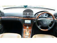 Mercedes Benz E class Estate Avantgarde, e320 TDI 7 seat sunroof
