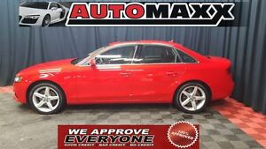 2012 Audi A4 2.0T Premium $199 Bi-Weekly! APPLY NOW DRIVE NOW!