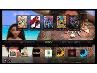 Amazon Fire TV Stick Fully Loaded Kodi 16.1 Best Movies✅Sports✅tv✅XXX✅Mobdro & KIDS