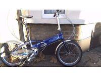 Trek folding bike