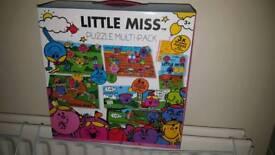 Little Miss jigsaws