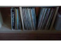 Vinyl records collection - 90 vinyls - Jazz/Classical