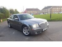 CHRYSLER 300C 3.0DIESEL AUTOMATIC (57PLATE) 160K MILES FSH 1 OWNER FROM NEW MINT CONDITION PX