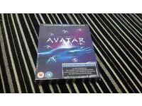 Avatar Blu Ray Collectors Edition