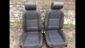 Audi A4 B6 B7 Seats just - £10 with airbags