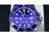 Rolex Submariner (2014) - Box and Papers.