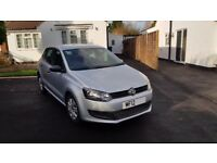 VW polo 1.2, low mileage, lady owner