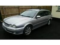 Jaguar x-type diesel estate