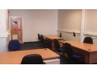 Spacious offices to let city centre
