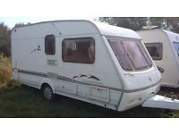 swift charisma SE special edition 2 berth 2003