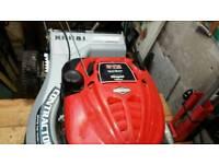 Lawnmower hedge trimmer strimmer service/repairs/sharpening