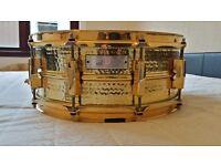 SIGNATURE Pearl Brass snare drum