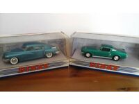 2 x Dinky/Matchbox US 1/43rd diecast models.