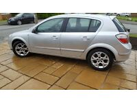 Vauxhall Astra 2006 silver