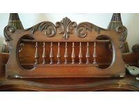 Rare Canadian 1860s Pump Organ / Harmonium