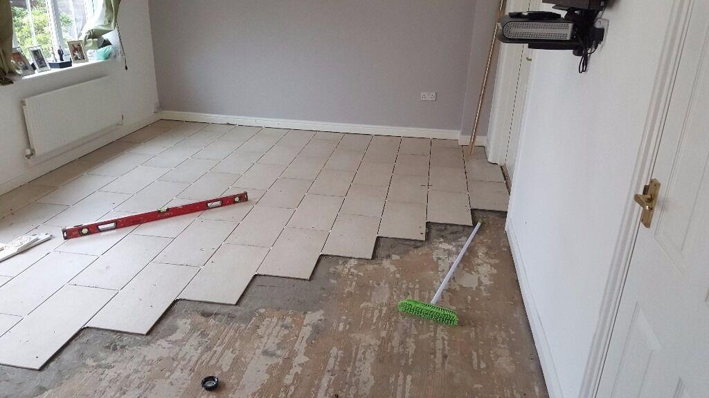 Floor Tiler Laminate And Wood Flooring Fitter Skirting Boards