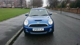 Mini Cooper S Full Service History, Half Leather Trim, 12 Months MOT