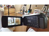 Panasonic H-V770 camcorder