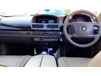 Bmw 730d 7 series SUNROOF