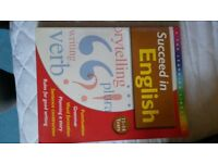 Succeed in English book for 11-14 year olds