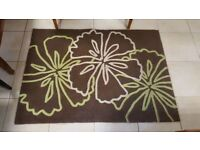Rug in good condition 120 X 170 cm