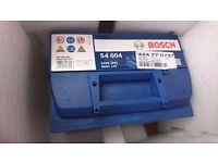 Car battery Bosch 60 Ah