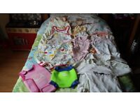 Bundle of clothes for girls (3-6 months)