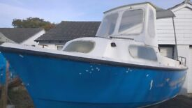 19 Foot Leisure and Fishing Boat