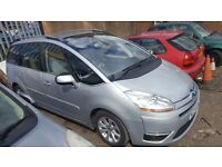 Citroen Grand C4 Picasso 1.6HDi Semi-automatic 7 seater