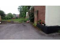 Off road car parking space to rent near Exeter University £50/month