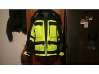 NEW jacket motorcycle