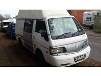 Mazda E2200 Camper Van, Blank Canvas. Priced to sell.