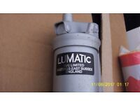 Lever Grease Gun by Lumatic - BSLGH and Two tubes of Grease Sapphire Premier Multipurpose Grease