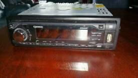 Car stereo MP3 USB Bluetooth
