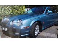 Jaguar SE 2.5 Litre S TYPE For Sale