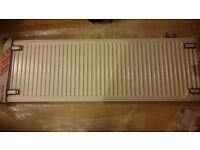 Discount Compact Double Panel Single Convector Radiator (Type 21/P+) - 500mm x 1600mm - 5HF1600