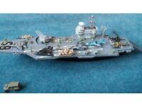 Boy's Battleship Toy